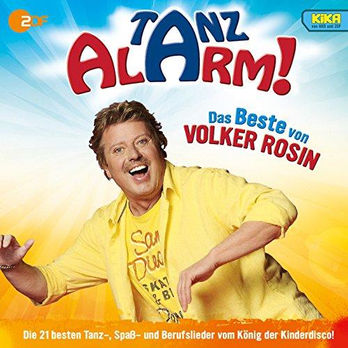 KiKA Tanzalarm! Das Beste von Volker Rosin