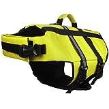 American Kennel Club Pet Flotation Life Vest - Yellow M