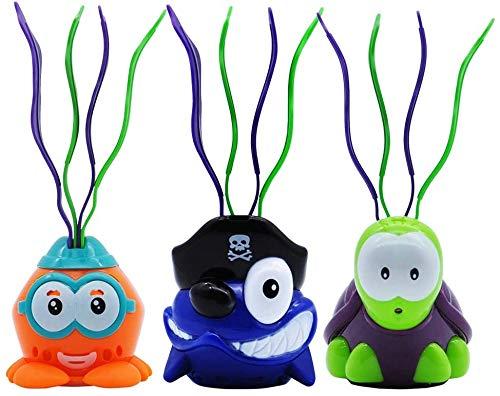 TONINI Light Up Piscina Juguetes, Buceo Piscina Sea Juguete Animal Juguetes y Juegos for los niños Muchachas de los Cabritos for bebé y niños de 1-3 años (3 PCS)