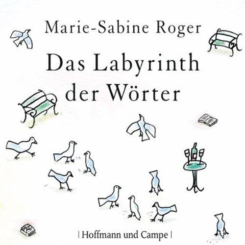 Das Labyrinth der Wörter cover art