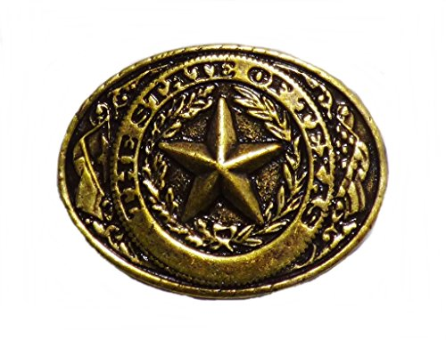Anstecker Pin The State of Texas Lone Star Sheriffstern Sheriff Western Countryn