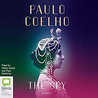 The Spy cover art