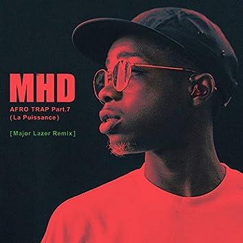 Afro Trap Part. 7 (La puissance) (Major Lazer Remix)