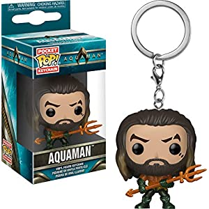 Funko Pop! Aquaman - Keychain Aquaman 7