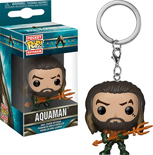 Funko 31191 Pocket POP Keychain: Aquaman: Arthur Curry as Gladiator 1