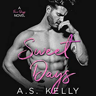 Sweet Days     Four Days, Book 2              By:                                                                                                                                 A. S. Kelly                               Narrated by:                                                                                                                                 Kevin L. Knights                      Length: 6 hrs and 37 mins     3 ratings     Overall 3.3
