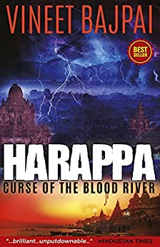 Harappa - Curse of the Blood River by [Vineet Bajpai]