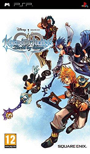 Square Enix  Kingdom Hearts Birth by Sleep