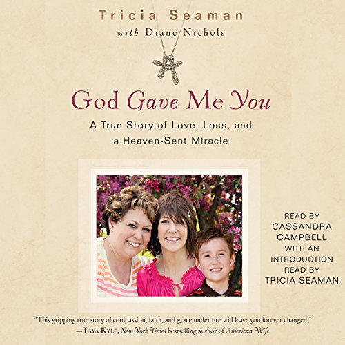 God Gave Me You audiobook cover art