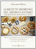 Le ricette medievali del medico Antimo