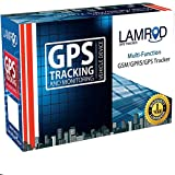 LAMROD Supreme Car/Bike Google Link GT02A GPS Tracker with Lifetime Free SMS Tracking…