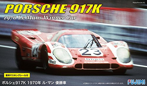 1/24 Real Sports Car Series No.49 Porsche 917K '70 Mans voiture gagnante