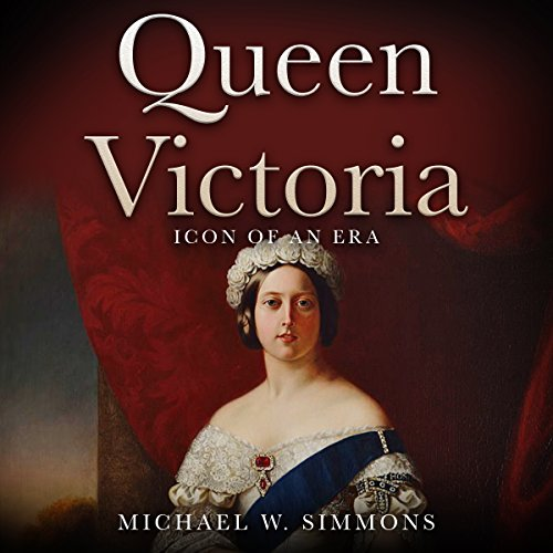Couverture de Queen Victoria