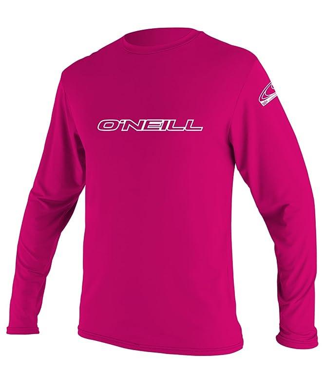O'Neill Youth Basic Skins UPF 50+ Long Sleeve Sun Shirt czcombgc949732