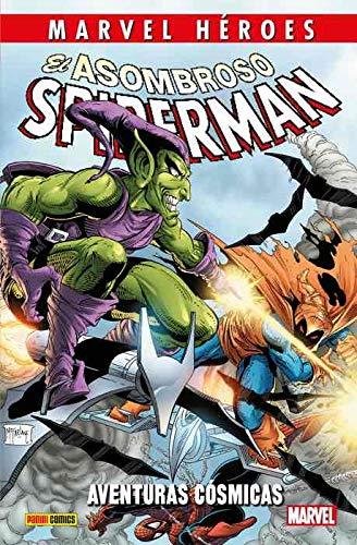 El Asombroso Spiderman. Aventuras cósmicas