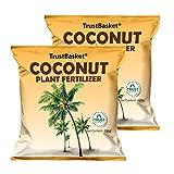 TrustBasket Coconut Plant Fertilizer (450 gm) - Set of 2