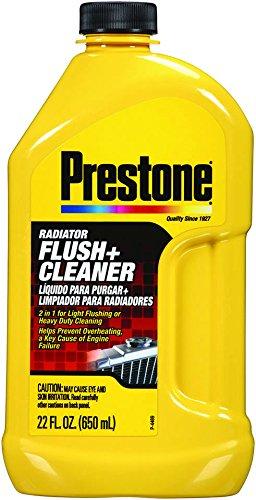 Prestone AS105-6PK Radiator Flush and Cleaner |  Advance Auto Parts