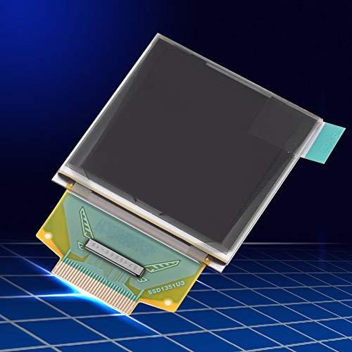 Pantalla OLED a todo color 128x128 Módulo gráfico OLED Dispositivo de salud inteligente para MP3 con función de interfaz SSD1351 Teléfono móvil