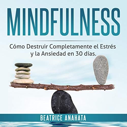 Mindfulness (Spanish Edition) Titelbild