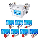 New Face & Body Shaping Machine,7 in 1 Body Massager,Skin Care Device 110V