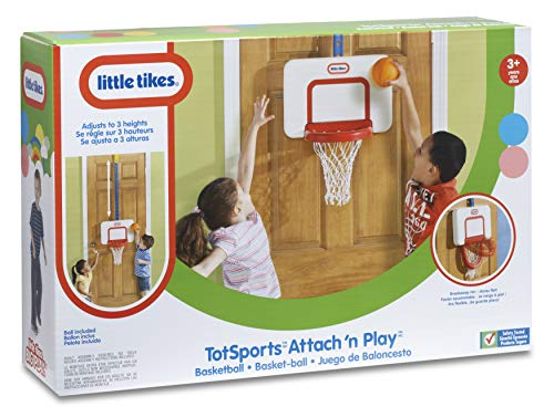 Little Tikes Attach 'n Play Basketball Set, Original