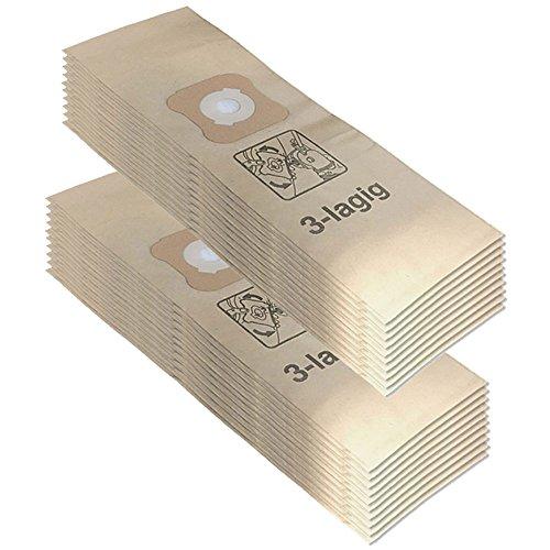 MohMus 20 Bolsas de Aspiradora para Kirby G 1, G1, G 2, G2, G 3, G3, G 4, G4, G 5, G5, G 6, G6, Gsix, G 7, G7, G 8, G8, G 9, G9, G 10, G10