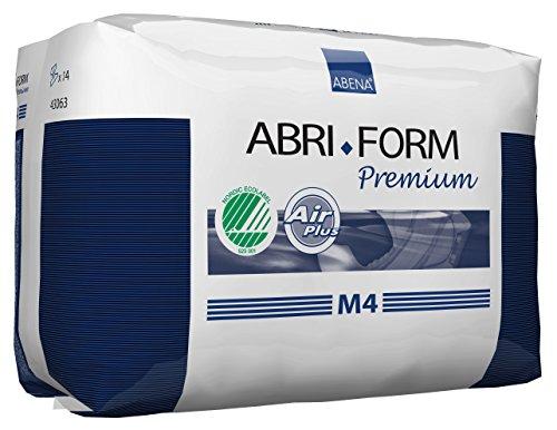 Abena Abri-Form Premium M4 Protection pour Incontinence 14...