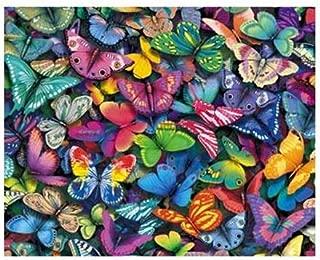 Visual Echo 3D Effect Butterfly Magic 3D Mini Lenticular Puzzle 35pc