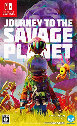 Journey to the savage planet - Switch