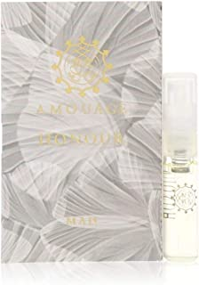 Amouage 'Honour' Eau De Parfum Spray For Man 0.05oz Carded Vial(OriginalFormula)
