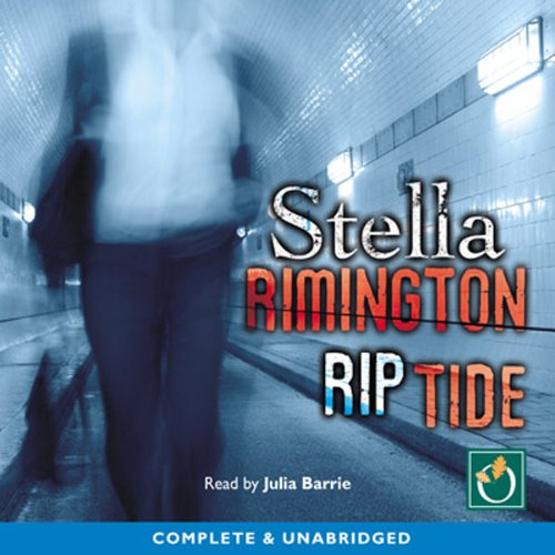 Rip Tide audiobook cover art