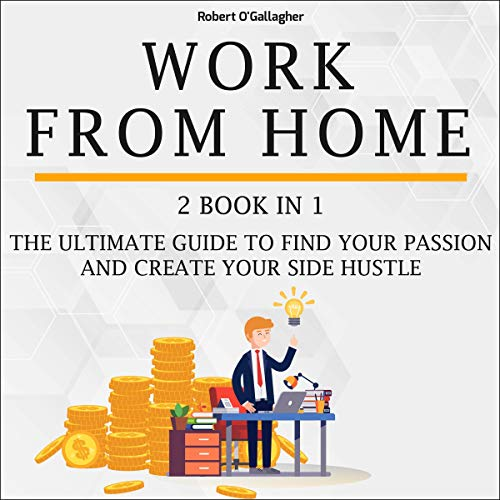 Work from Home: 2 Book in 1 cover art