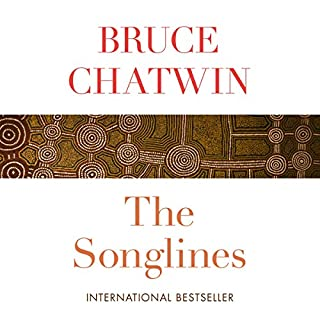 The Songlines audiobook cover art