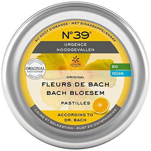 Lemonpharma Bach Lemonpharma Bach Bach Bloesems Pastille Noodgevallen Nr 39, 45 g, 1 Units