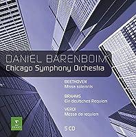Chicago Symphony Orchestra & Barenboim Play Beetho