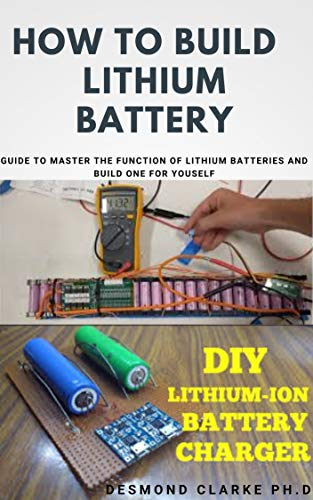 HOW TO BUILD LITHIUM BATTERY: DIY Guide To Building Lithium Battery For Personal Use And Commercial Purpose (English Edition)