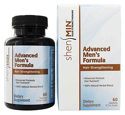 Shen Min Hair Vitamins for Men DHT Blockers