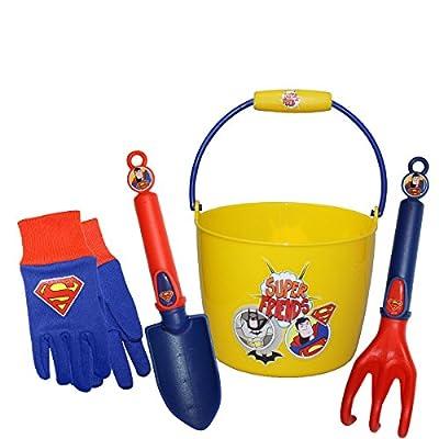 MidWest Quality Gloves Comics Super Friends