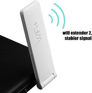 Rantow TelloポータブルWiFi信号ブースターアンプ - 300Mbps 802.11n ワイヤレスWIFI信号範囲拡張装置 Tello/Tello EDU 無人機およびデバイス用ユニバーサルWIFIリピータ