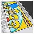 FNCNB Mauspad Die Simpsons Gaming Mouse Pad  Grö�