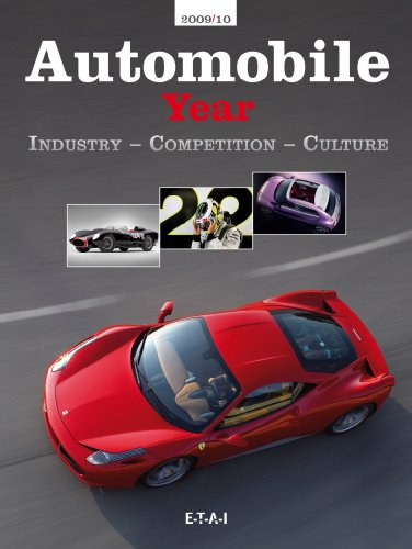 Automobile Year: v. 57