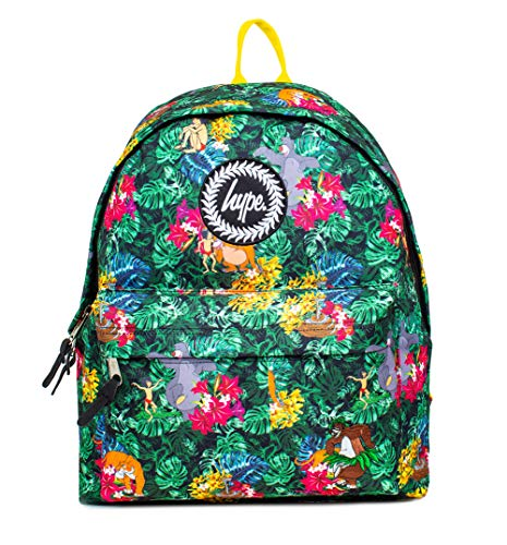 Hype Disney The Jungle Book Backpack Green