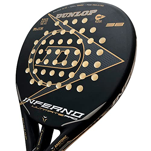 Dunlop Inferno Ultimate Pro Black