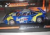 Scaleauto SC-6051R C8 Laviolette GT2R Spyder 24h Le Mans 2008 n.94