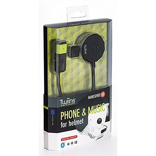 Kit manos libres auriculares Bluetooth para moto/scooter – HandSFREE 1.0 – Marca TWIINS