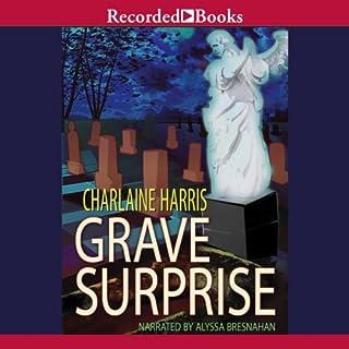 Grave Surprise audiobook cover art