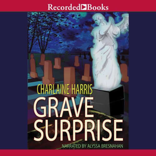 Grave Surprise audiobook cover art