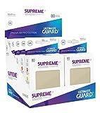 Ultimate Guard - Fundas Suprema ux, tamaño estándar, 80 unidades,...