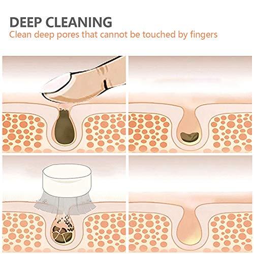 2X Brosse de nettoyage du visage, outil manuel de massage de