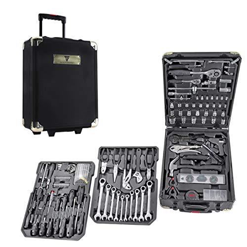 Werkzeugkoffer Werkzeug Set 186 Teile...